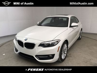 2016 BMW 2 Series 228i Coupe