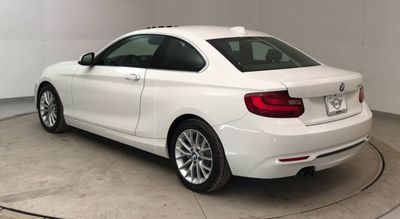 2016 BMW 2 Series 228i Coupe - Click to see full-size photo viewer