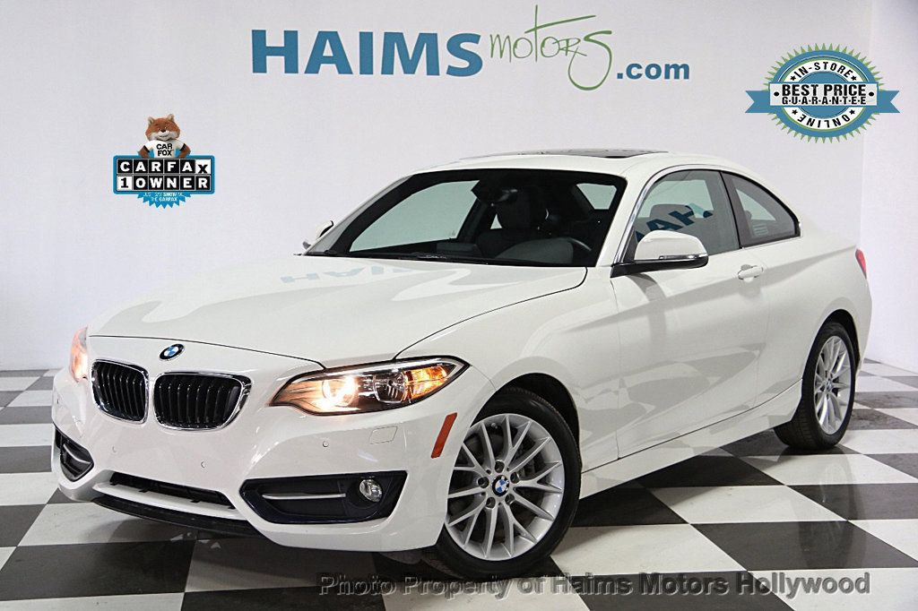 2016 BMW 2 Series 228i xDrive - 16755372 - 0