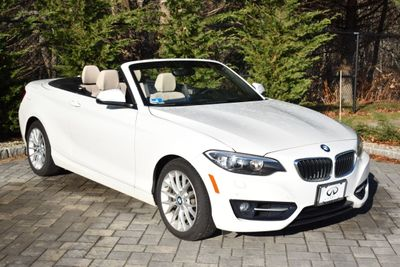 2016 BMW 2 Series 228i xDrive Convertible - Click to see full-size photo viewer