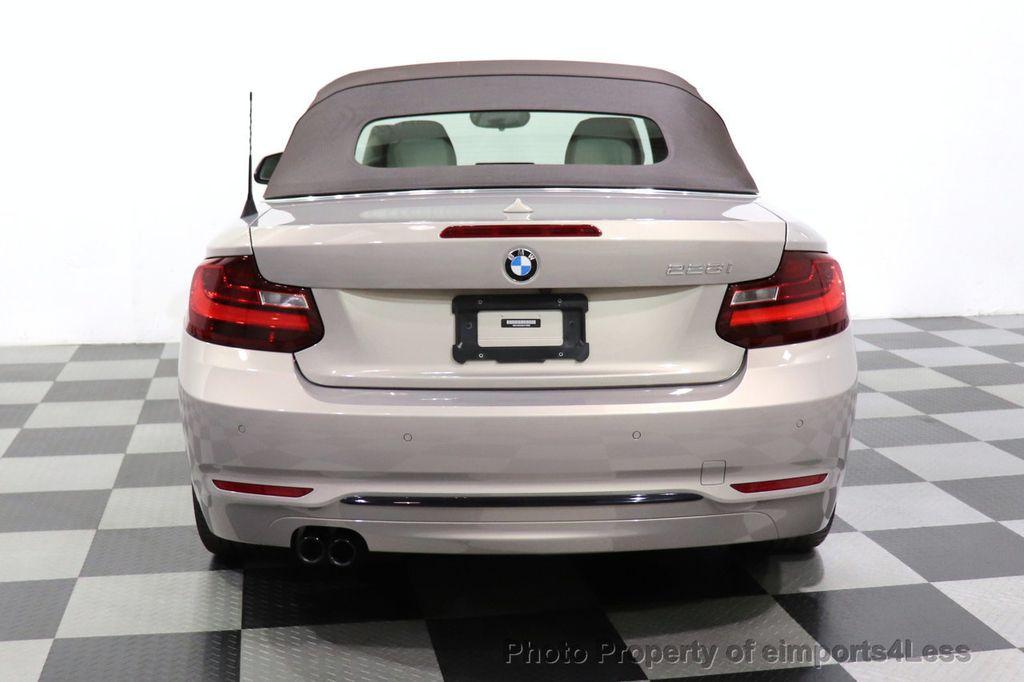 2016 BMW 2 Series CERTIFIED 228i Sport Line PREMIUM NAV CAMERA - 18561270 - 16