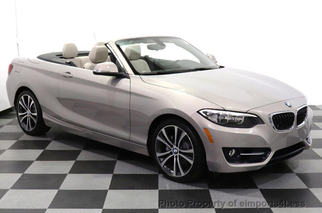 2016 BMW 2 Series CERTIFIED 228i Sport Line PREMIUM NAV CAMERA - 18561270 - 27