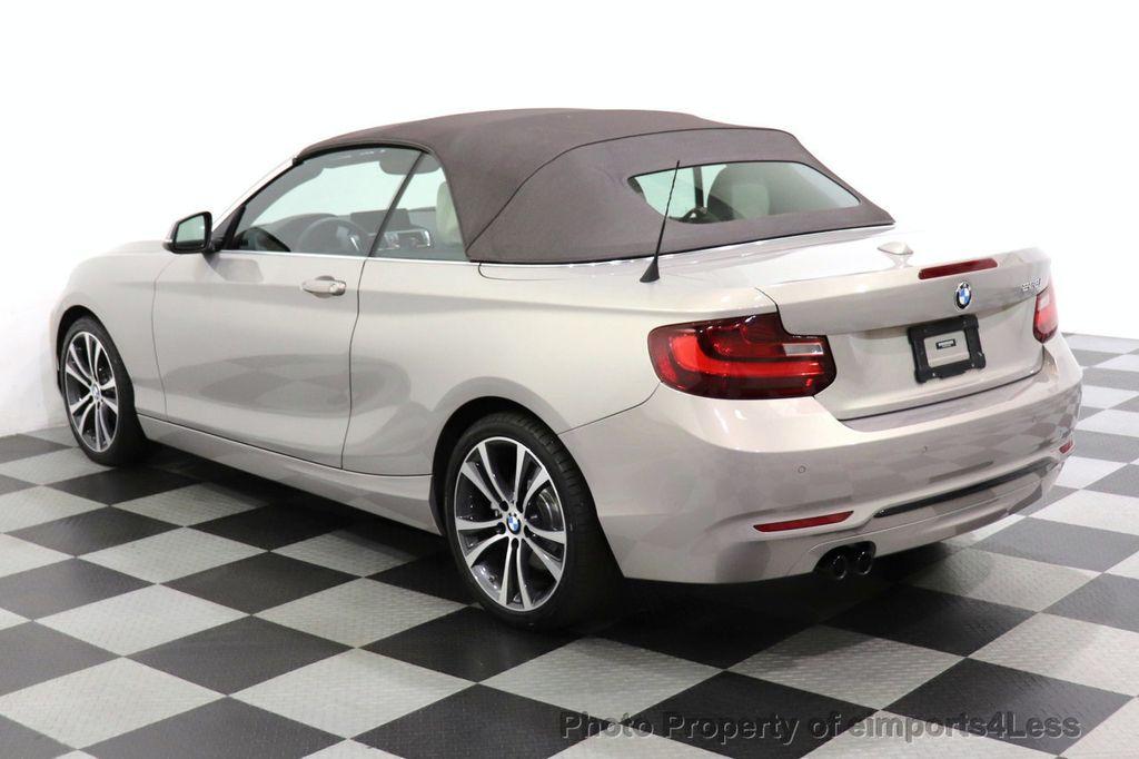 2016 BMW 2 Series CERTIFIED 228i Sport Line PREMIUM NAV CAMERA - 18561270 - 28