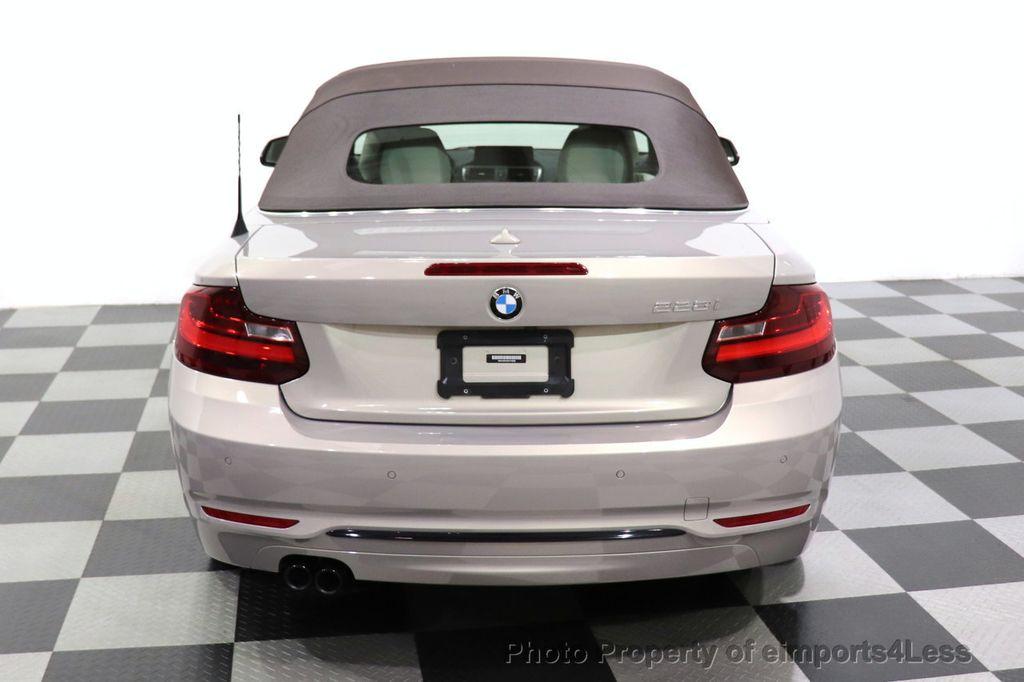 2016 BMW 2 Series CERTIFIED 228i Sport Line PREMIUM NAV CAMERA - 18561270 - 29