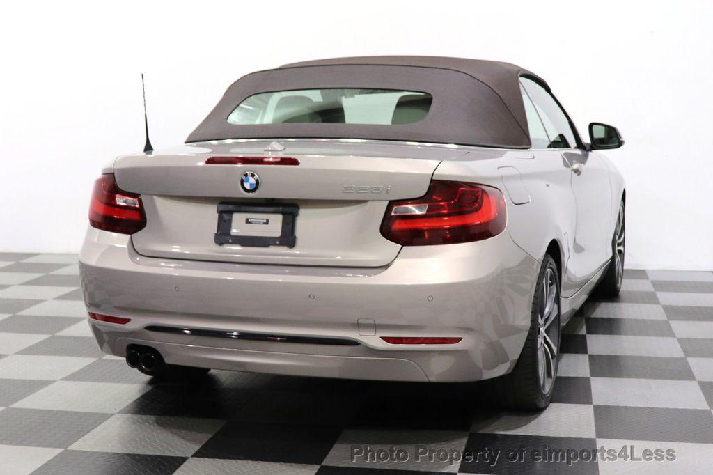 2016 BMW 2 Series CERTIFIED 228i Sport Line PREMIUM NAV CAMERA - 18561270 - 30