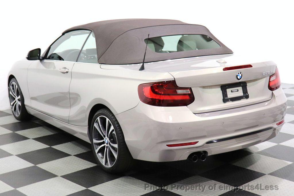 2016 BMW 2 Series CERTIFIED 228i Sport Line PREMIUM NAV CAMERA - 18561270 - 44
