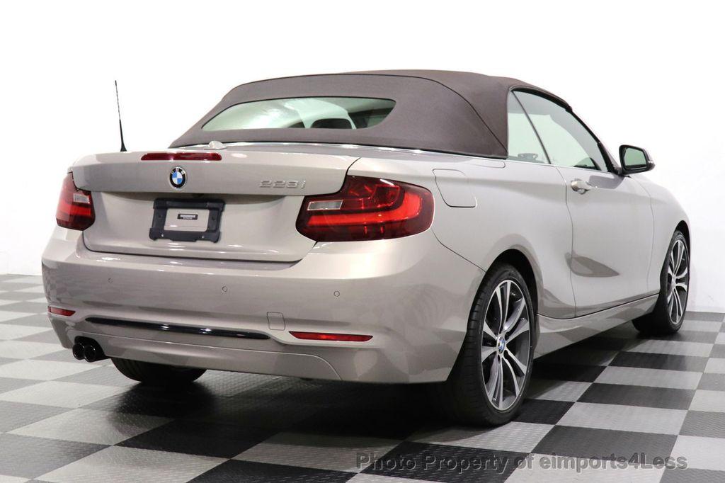 2016 BMW 2 Series CERTIFIED 228i Sport Line PREMIUM NAV CAMERA - 18561270 - 45