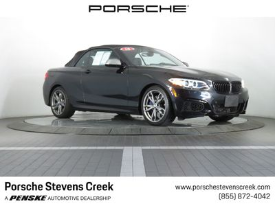 Stevens Creek Bmw Service >> Used Bmw At Porsche Stevens Creek Serving Santa Clara San