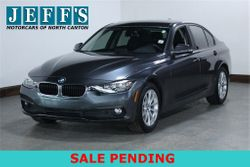 2016 BMW 3 Series - WBA8E1G56GNT35978