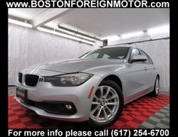 2016 BMW 3 Series - WBA8E5G58GNT40638