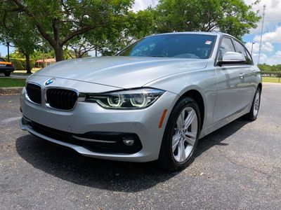 2016 BMW 3 Series 328d xDrive Sedan