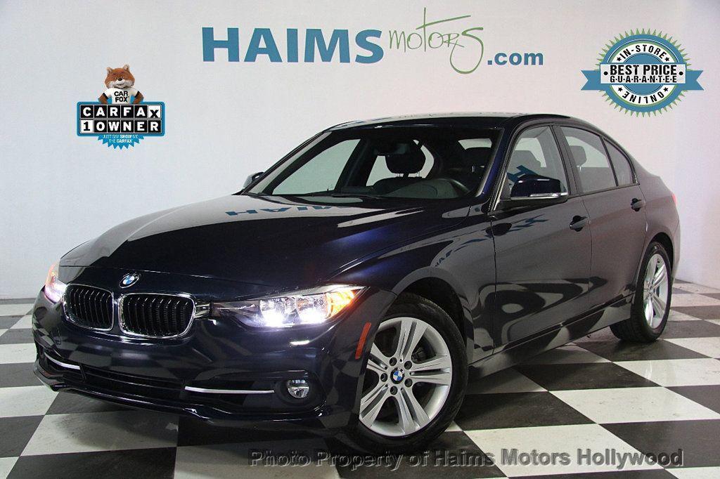 2016 Used BMW 3 Series 328i at Haims Motors Serving Fort Lauderdale