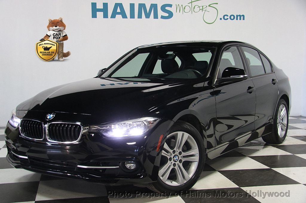 2016 Used Bmw 3 Series 328i At Haims Motors Serving Fort