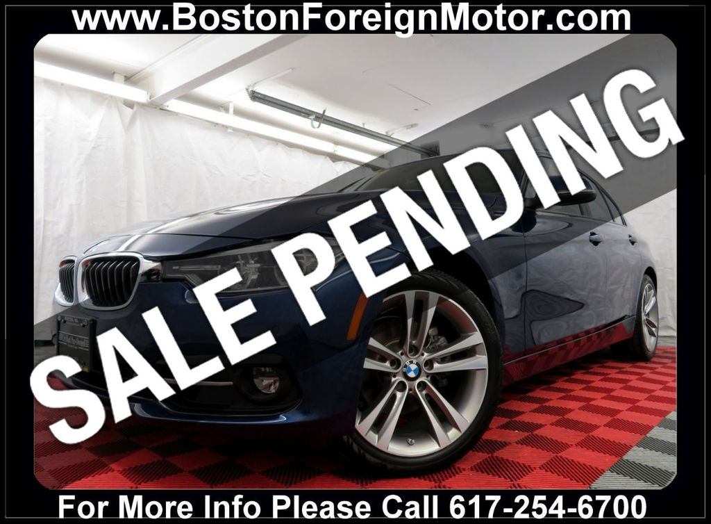 2016 BMW 3 Series 328i xDrive - 18477875 - 0
