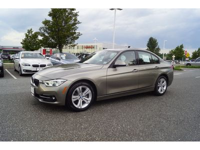 2016 BMW 3 Series 328i xDrive Sedan - Click to see full-size photo viewer