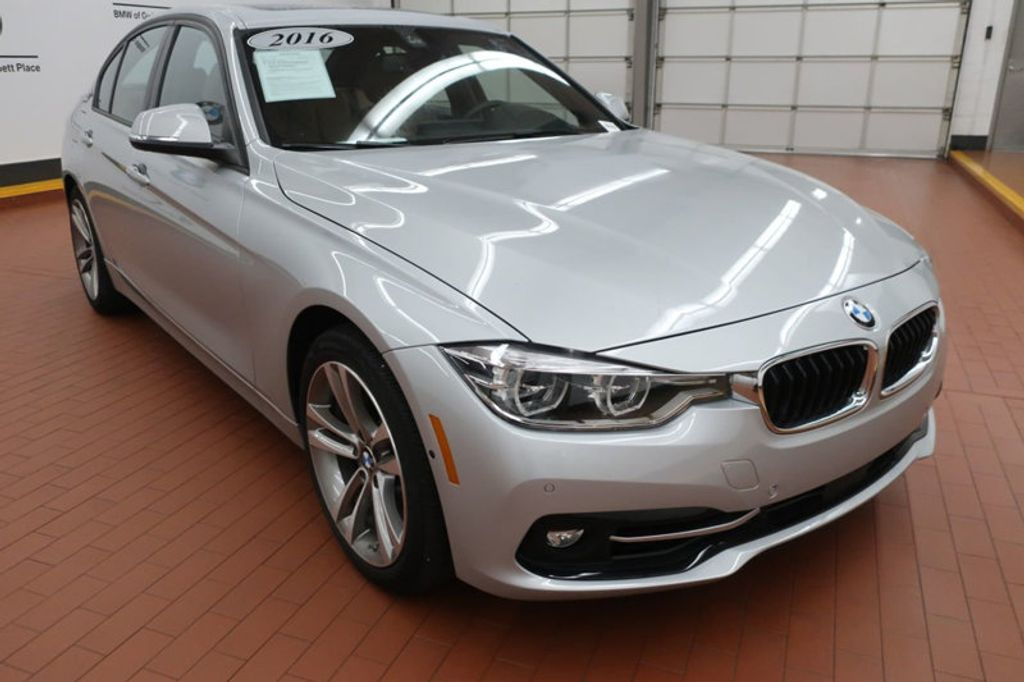 2016 Used Bmw 3 Series 330e Plug In Hybrid At Bmw Of Gwinnett Place