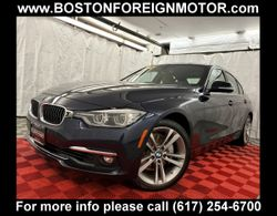 2016 BMW 3 Series - WBA8B7G52GNT14671