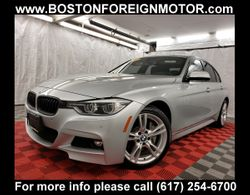 2016 BMW 3 Series - WBA8B7G53GNT95566
