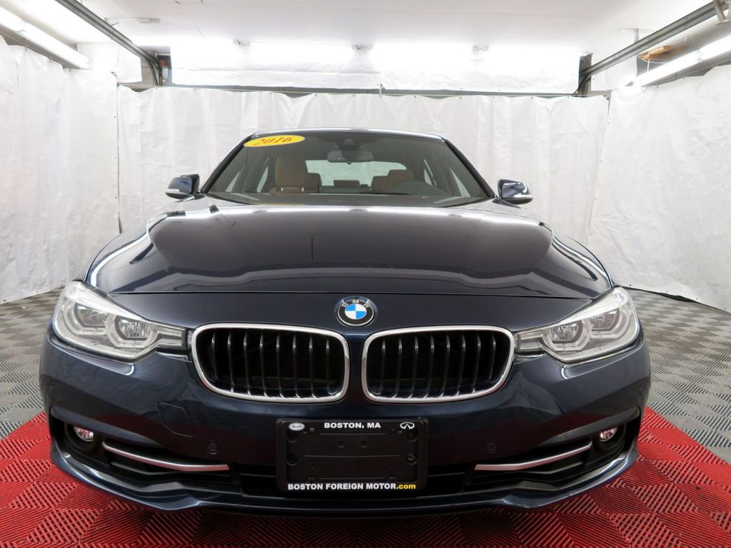 2016 BMW 3 Series 340i xDrive - 18496689 - 1