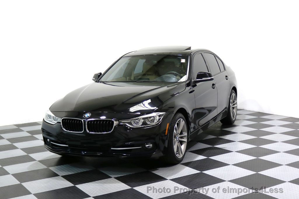 2016 BMW 3 Series CERTIFIED 328i xDRIVE Sport Package AWD CAMERA HK NAV - 17614156 - 0