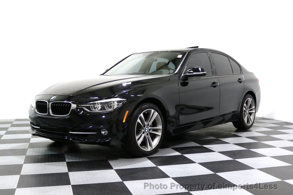 2016 BMW 3 Series CERTIFIED 328i xDRIVE Sport Package AWD CAMERA HK NAV - 17614156 - 15