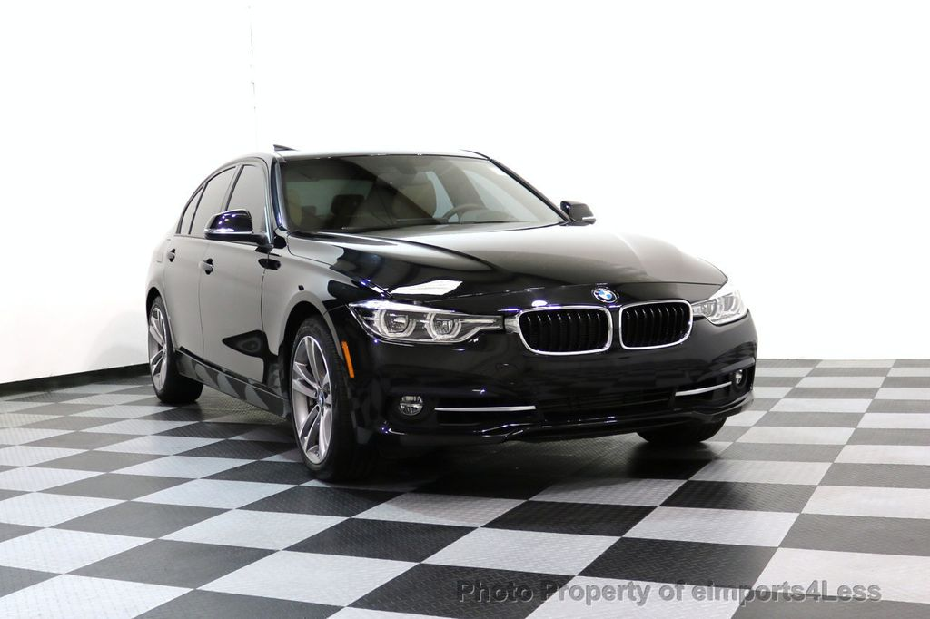 2016 BMW 3 Series CERTIFIED 328i xDRIVE Sport Package AWD CAMERA HK NAV - 17614156 - 16
