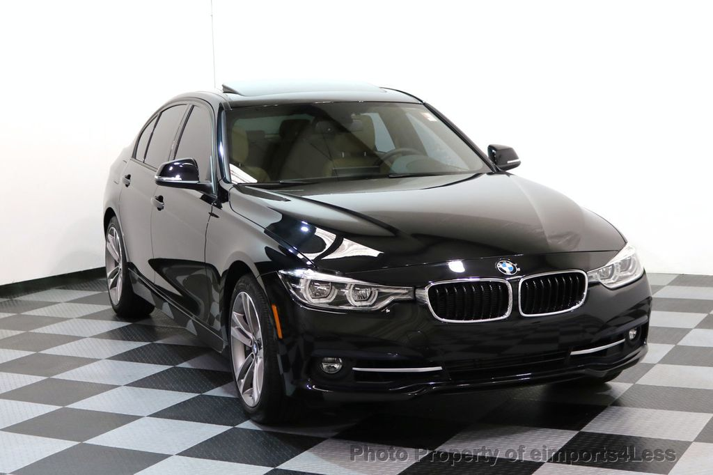 2016 BMW 3 Series CERTIFIED 328i xDRIVE Sport Package AWD CAMERA HK NAV - 17614156 - 1