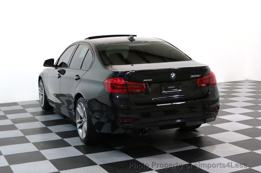 2016 BMW 3 Series CERTIFIED 328i xDRIVE Sport Package AWD CAMERA HK NAV - 17614156 - 2