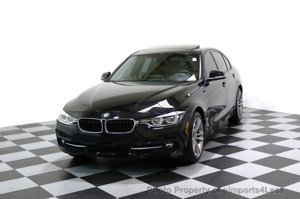2016 BMW 3 Series CERTIFIED 328i xDRIVE Sport Package AWD CAMERA HK NAV - 17614156 - 29