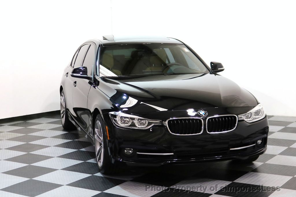 2016 BMW 3 Series CERTIFIED 328i xDRIVE Sport Package AWD CAMERA HK NAV - 17614156 - 30