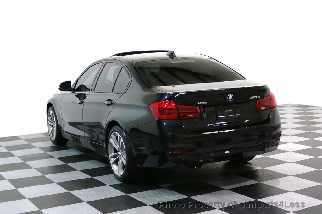2016 BMW 3 Series CERTIFIED 328i xDRIVE Sport Package AWD CAMERA HK NAV - 17614156 - 31