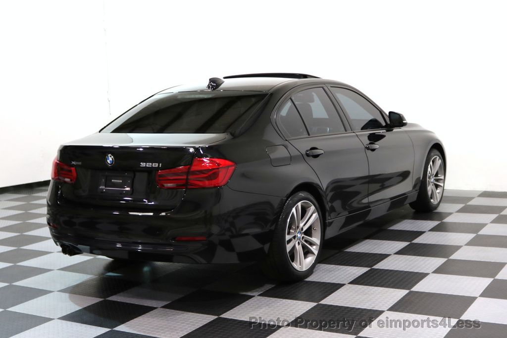 2016 BMW 3 Series CERTIFIED 328i xDRIVE Sport Package AWD CAMERA HK NAV - 17614156 - 33