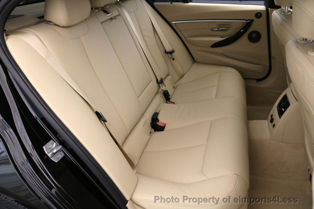 2016 BMW 3 Series CERTIFIED 328i xDRIVE Sport Package AWD CAMERA HK NAV - 17614156 - 48