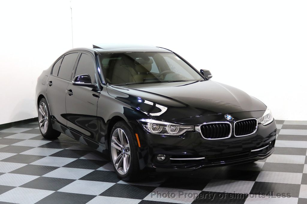 2016 BMW 3 Series CERTIFIED 328i xDRIVE Sport Package AWD CAMERA HK NAV - 17614156 - 50