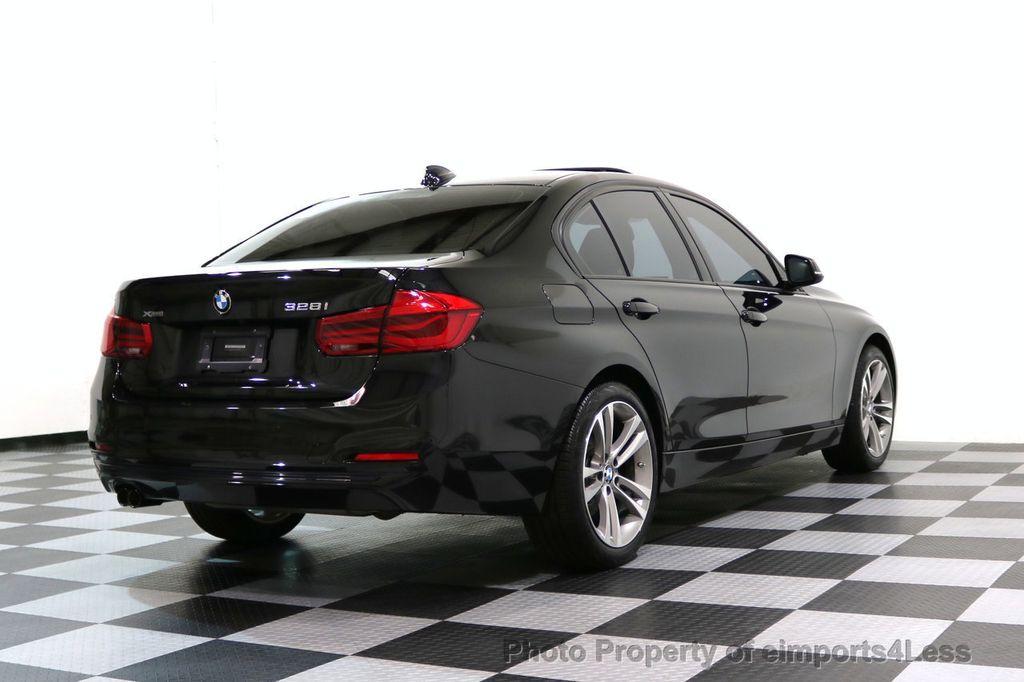 2016 BMW 3 Series CERTIFIED 328i xDRIVE Sport Package AWD CAMERA HK NAV - 17614156 - 52