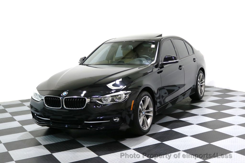 2016 BMW 3 Series CERTIFIED 328i xDRIVE Sport Package AWD CAMERA HK NAV - 17614156 - 53