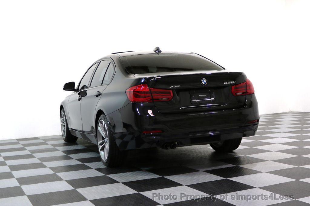 2016 BMW 3 Series CERTIFIED 328i xDRIVE Sport Package AWD CAMERA HK NAV - 17614156 - 54
