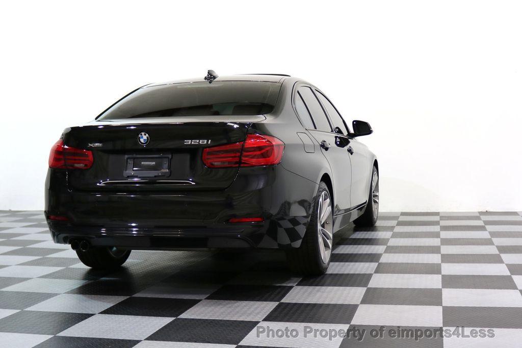 2016 BMW 3 Series CERTIFIED 328i xDRIVE Sport Package AWD CAMERA HK NAV - 17614156 - 55