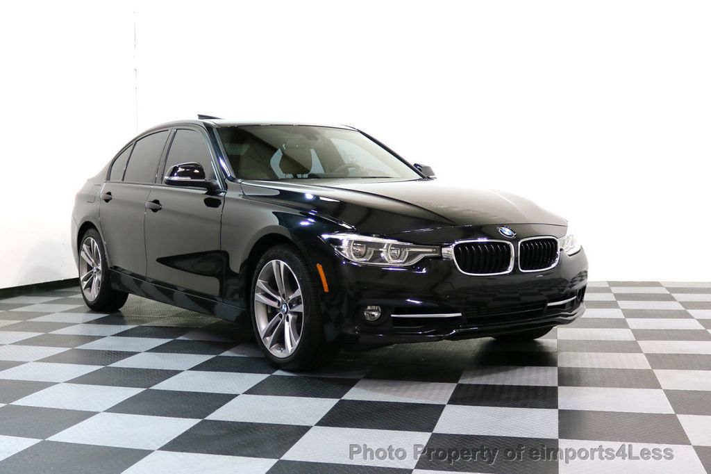 2016 BMW 3 Series CERTIFIED 328i xDRIVE Sport Package AWD CAMERA HK NAV - 17614156 - 56