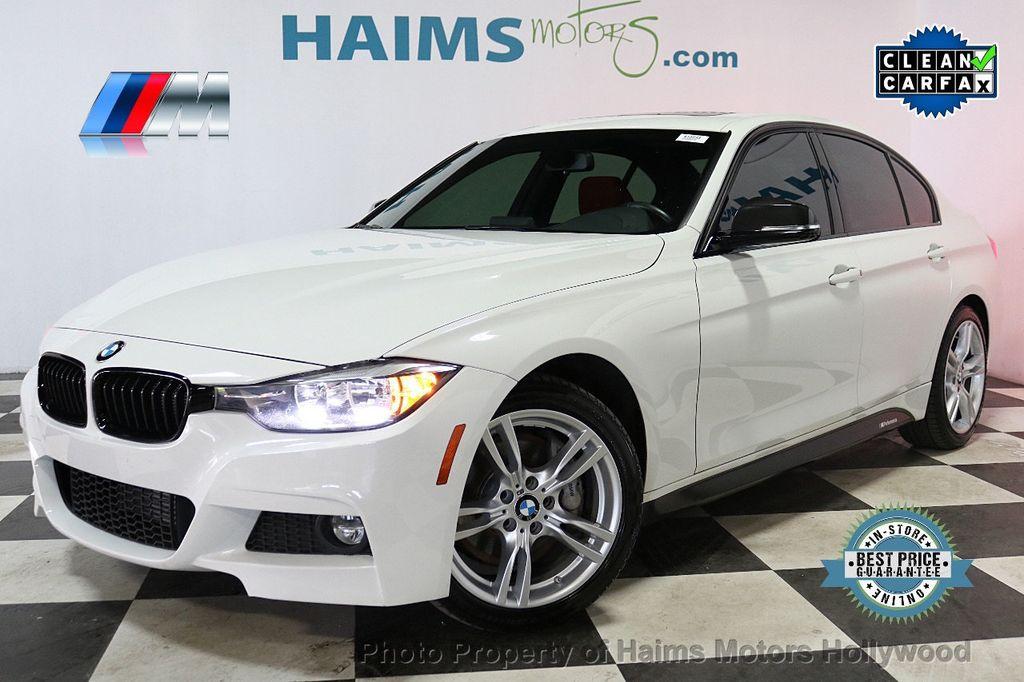 2016 BMW 3 Series M SPORT - 18607469 - 0