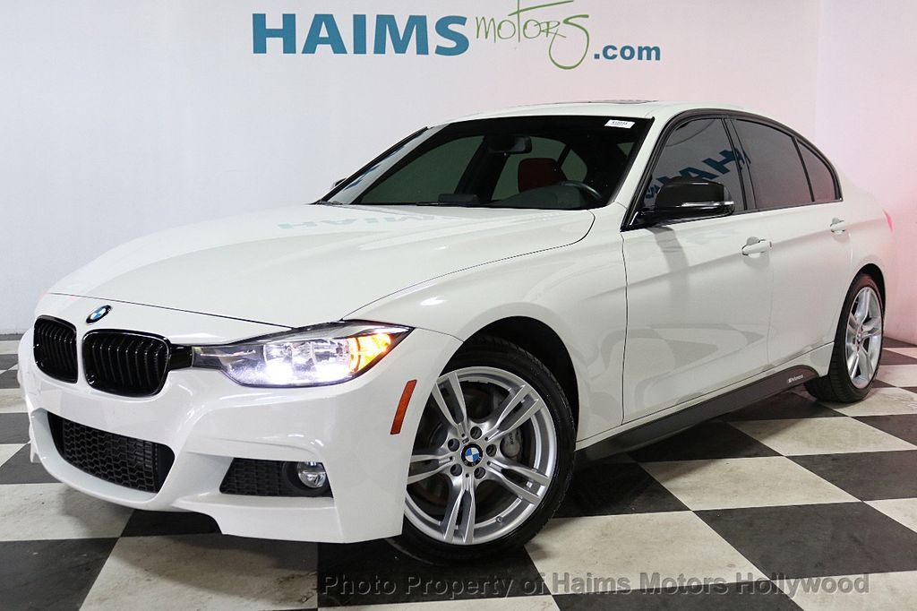 2016 BMW 3 Series M SPORT - 18607469 - 1
