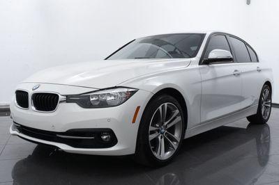 2016 BMW 3 Series SPORT LINE   Sedan