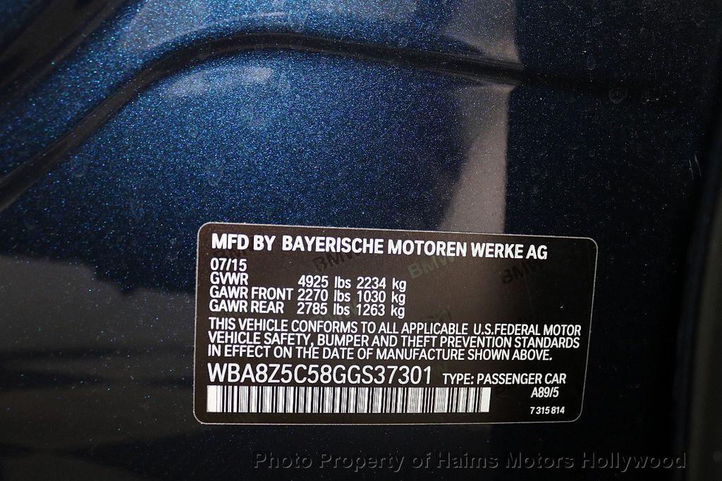 2016 BMW 3 Series Gran Turismo 328i xDrive Gran Turismo - 18668129 - 38
