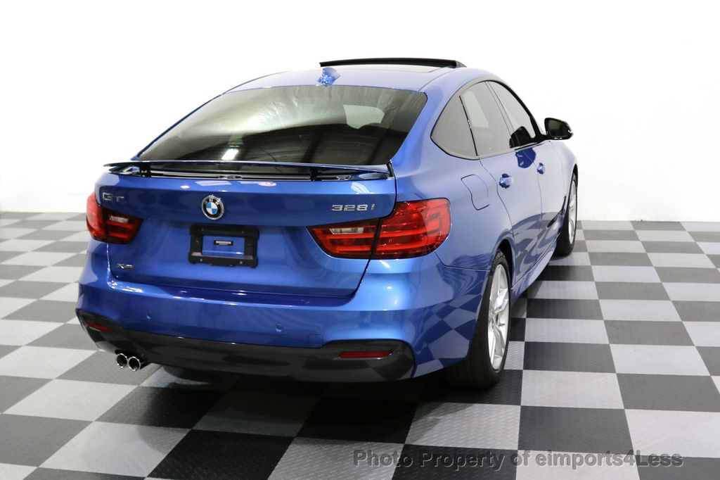 2016 BMW 3 Series Gran Turismo CERTIFIED 328i xDRIVE Gran Turismo M Sport AWD HK NAV - 17861609 - 47