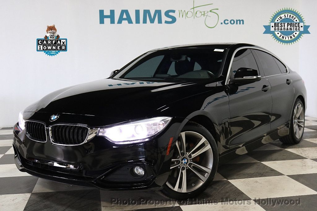 2016 BMW 4 Series 428i Gran Coupe - 18268158 - 0