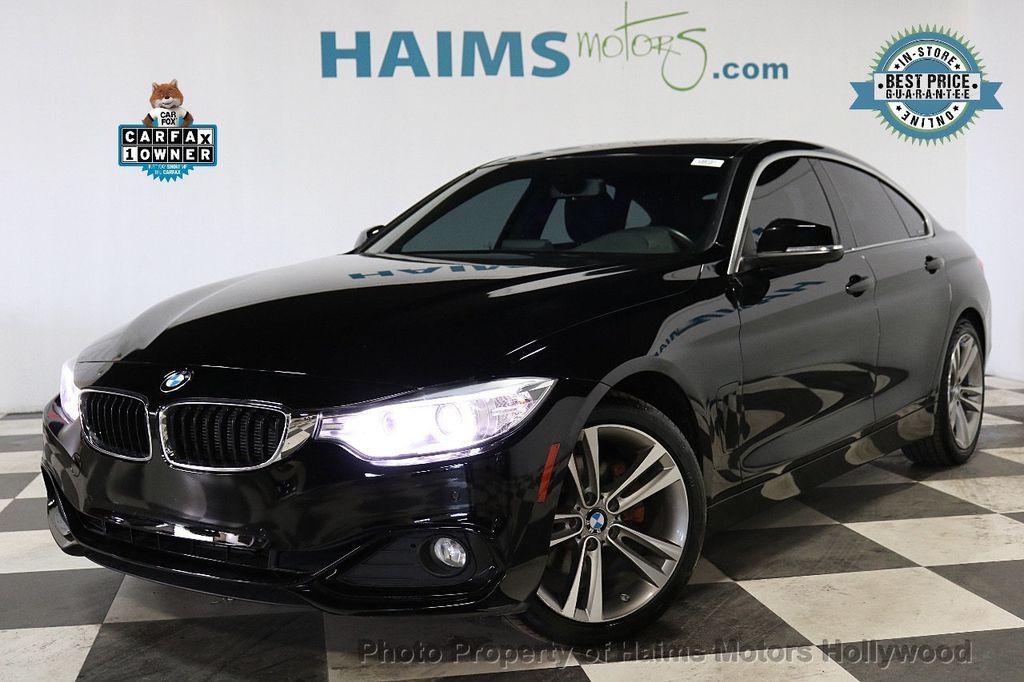 2016 BMW 4 Series 428i Gran Coupe - 18268158 - 0