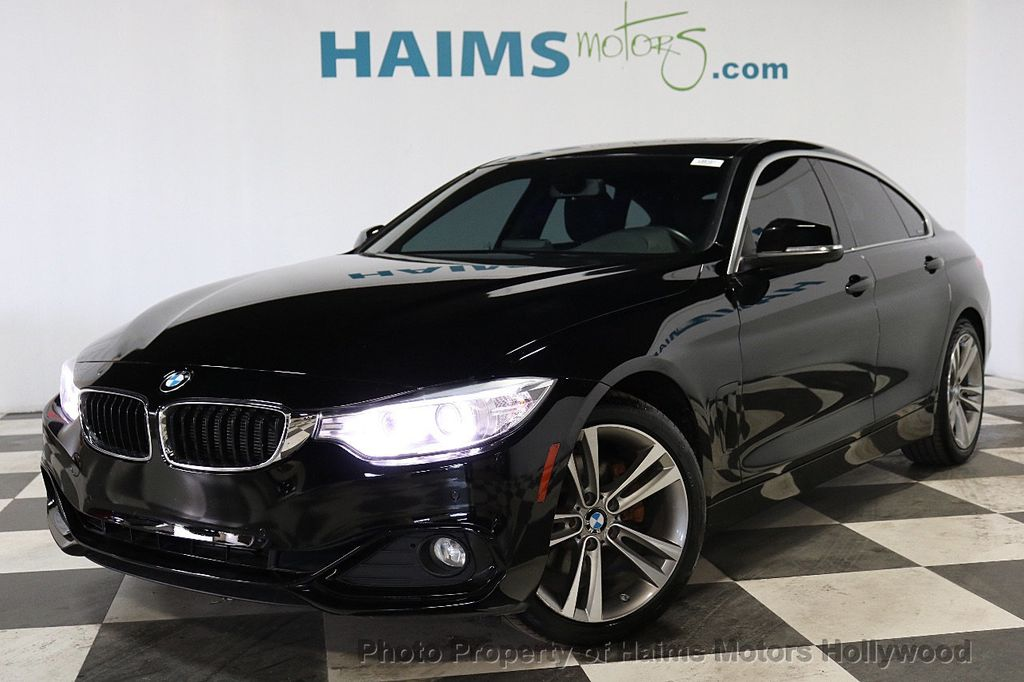 2016 BMW 4 Series 428i Gran Coupe - 18268158 - 1