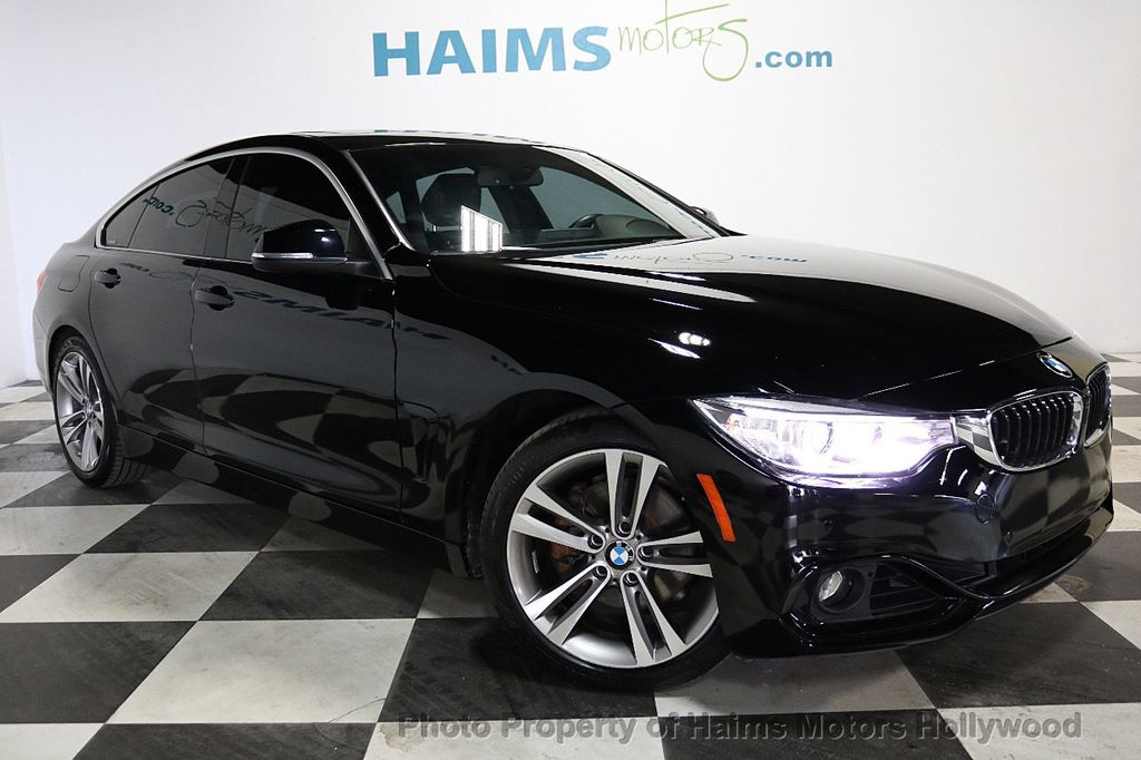 2016 BMW 4 Series 428i Gran Coupe - 18268158 - 3