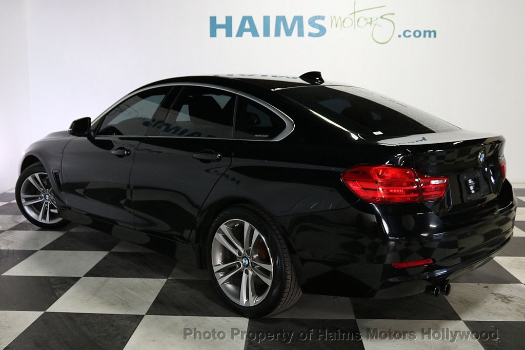 2016 BMW 4 Series 428i Gran Coupe - 18268158 - 4