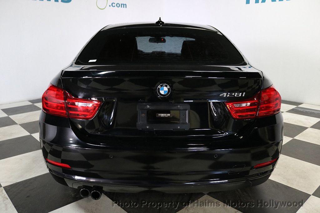 2016 BMW 4 Series 428i Gran Coupe - 18268158 - 5